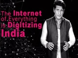 Video : The Internet of Everything: Making India a Digitized Nation