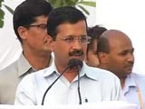 Arvind Kejriwal Chairs Cabinet Meeting with Delhi in Attendance