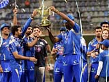 IPL Champions Mumbai Indians Celebrate in Style at Wankhede