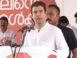 Video : Rahul Gandhi Addresses Fishermen in Kerala's Thrissur