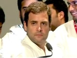 Videos : पीएम मोदी ने ली डॉ मनमोहन सिंह से क्लास : राहुल गांधी