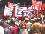 Video : IIT-Madras Row: Talks on Between Authorities, Students After Morning's Protest, Violence