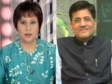 Video : 'Amazed At Chidambaram's Ignorance': Piyush Goyal On Former Minister's Critique Of Coal Auctions