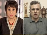 Video : 'Parrikar Gave Opening to Pakistan to Blame India for Terror': Omar Abdullah to NDTV
