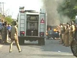 Video : Jammu-Pathankot Highway Blocked as Sikh Protesters Clash With Police
