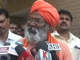 Video : 'Ram Temple Will Be Constructed Under BJP Rule,' Says Party Lawmaker Sakshi Maharaj