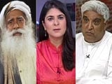 Video : The NDTV Dialogues: Spirituality in Modern India