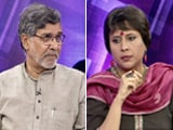 Video : Keeping Kids as Domestic Help is Modern-Day Slavery: Kailash Satyarthi on NDTV's 'The Townhall'