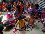 महाराष्ट्र में करीब 13 लाख बच्चे कुपोषित