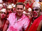Video : Behind-The-Scenes of Bajrangi Bhaijaan's Selfie Song