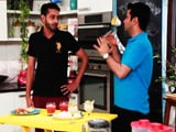Chef Kunal Kapur Shares His Scrumptious Recipes of Chilli Prawns & Raw Mango Pulao
