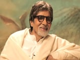 Video: Big B: Had No Plans to Become an Actor; Was Drawn by the Movies as a Youngster