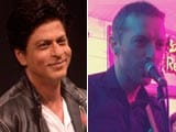 Video: SRK on Cracking Under Pressure; Chris Martin's Date With Delhi