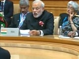Video : PM Modi Addresses BRICS Summit in Russia