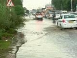 Video : A Morning's Rain Brings Smart City Gurgaon to its Knees