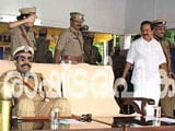 Video : Kerala Congress Wants Action Against Police Officer Who Failed to Salute Home Minister