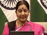 Video : 'No. Won't Target Sushma Swaraj': Opposition 'Pact' That Excludes Congress