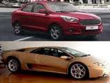 Ford Figo Aspire Driven & Sneak Peek Inside Lamborghini's Plant