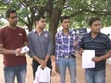 Video : Vyapam Scam: 5 Medical Students Ask President of India for Permission to Die