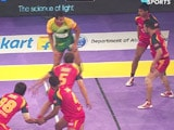 Video : Pro Kabaddi League: Bullish Bengaluru Steal Patna Pirates' Thunder