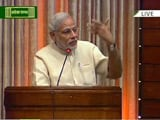 Video : 'There Should Be a Free Exchange of Ideas,' PM Tells Lawmakers