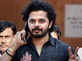 IPL Spot-Fixing: All Charges Against Sreesanth and Others Dropped