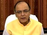 No Knee-Jerk Reaction on P-Notes, Says Arun Jaitley