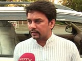 Cricket and Terror Can't Go Hand-in-Hand, Says BCCI Secretary Anurag Thakur