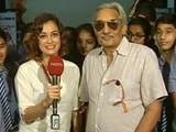 Video: Dia Mirza and Bittu Sahgal Roar Their Support for Tigers