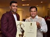 अश्विन को मिला अर्जुन पुरस्कार, बोले- 'नहीं सोचा था मिलेगा पुरस्कार'