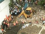 Video : 11 Dead After 50-Year-Old Building Collapses in Thane Near Mumbai
