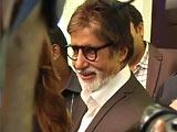 Video : Big B 'Requests' Sujoy Ghosh for a Film With Nawazuddin
