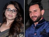 Video: Rani Expecting First Child; Phantom is Not Anti-Pakistan: Saif