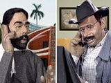 Video : Yogendra Yadav's Phone Call to Arvind Kejriwal After Release From Jail