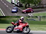 Video : Full- Blooded Ducati 1199R Panigale & Bosch's Accident Research Study