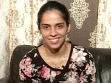 Video : Vimal Sir Told me to Believe in Myself: Saina Nehwal to NDTV