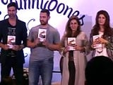Video: Twinkle Khanna Launches First Book With Help From Aamir, Akshay