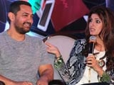 Video: Twinkle on Karva Chauth and What Could be Found on Aamir's Phone
