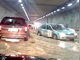 दिल्ली हुई बारिश के बाद खुली दावों की पोल