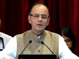 Video : Transient Impact on India: Finance Minister Arun Jaitley After Markets Crash