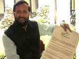 Video : Fresh Air is Our Birth Right: Prakash Javedkar, Union Environment Minister