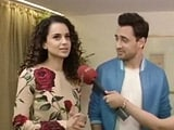 Video : Kangana, Imran on Celebrating Kattis