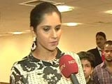 Video : Sania Mirza on Khel Ratna: I'm Humbled and Honoured