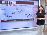 Nifty Ends Lower Amid Volatile Trade