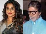 Video: Big B's Social Media Shock, Vidya to Host Talk Show?
