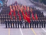 Video : China Puts on Huge Show of Force at Parade, to Cut Troop Levels by 300,000