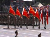 Pomp and Power at China's Military Parade