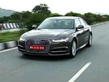 Video : Audi A6 Gets Matrix Led With Facelift