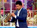 Suresh Raina Displays His Musical Side in Popular Comedy Show