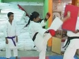 Video : Karate Girl Takes Down Would-Be Molesters With Well-Aimed Kicks